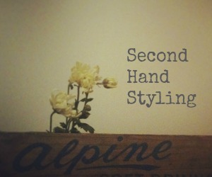 second hand styling :: week 4
