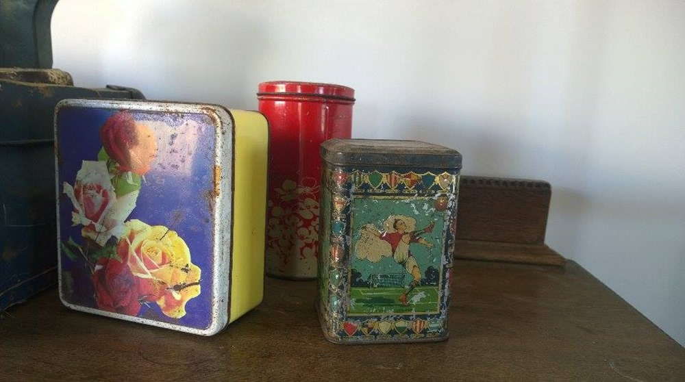the monday reloved treasure nest: tin