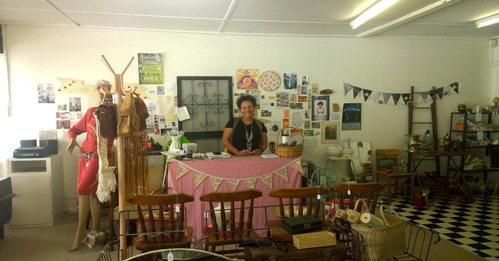 an interview with lusi austin, retro and vintage lover, owner of finds on fitzroy